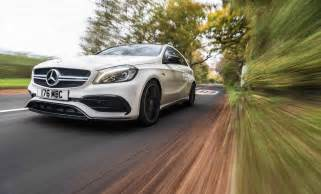 mercedes s class uk mercedes a45 amg review in pictures evo