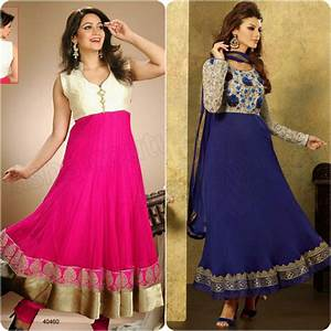 Anarkali Frocks Designs By Natasha Couture | Stylo Planet