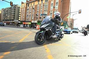 Acte De Vente Scooter : scooter kawasaki j125 acte de pr sence moto magazine leader de l actualit de la moto et ~ Gottalentnigeria.com Avis de Voitures