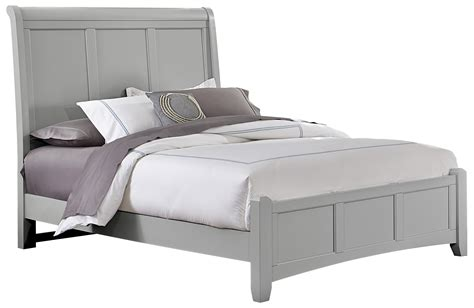 Vaughan Bassett Bonanza Queen Sleigh Bed With Low Profile