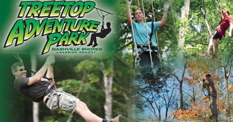 Steamboat Zipline Adventures Promo Code by 40 Treetop Adventure Park Tickets