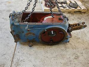 Ford Tractor Original Oem Center Differential Housing