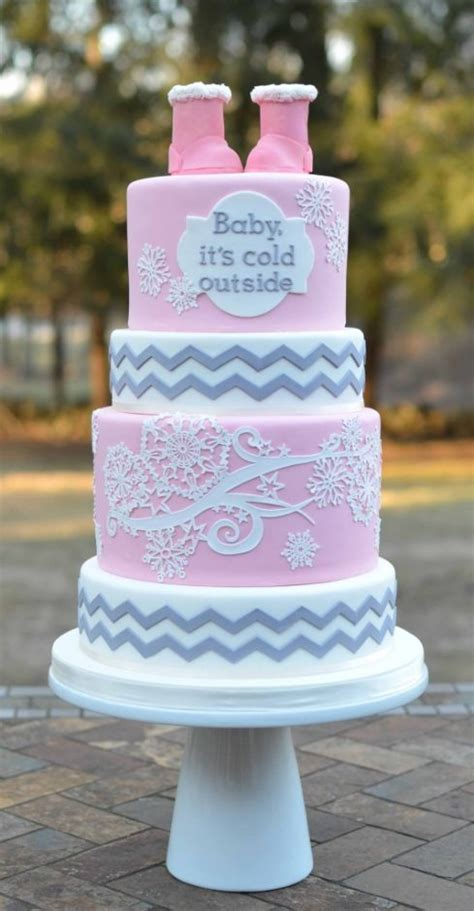 Winter Themed Baby Shower - easy ideas for an amazing winter baby shower