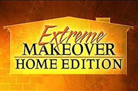 Extreme Makeover: Home Edition: HGTV Resurrecting ...
