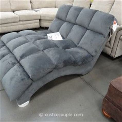 shaped chaise double chaise lounge indoor fabric costco