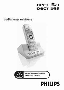 Philips Dect 521 Duo Mobile Phone Download Manual For Free