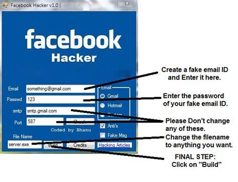 hack facebook account brain hackers