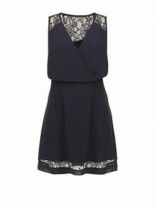 221 best images about robe on pinterest asos lace and With robe bleu naf naf