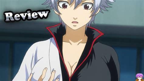 gintama  episode  anime review genderbender arc