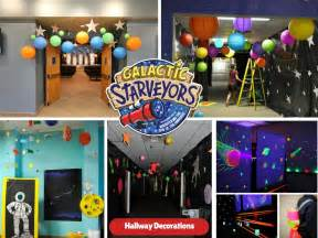 Decorations Galactic 2017 VBS Starveyors