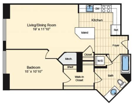 One Bedroom Apartments In Alexandria Va by Luxury Apartments Alexandria Va Carlyle Place