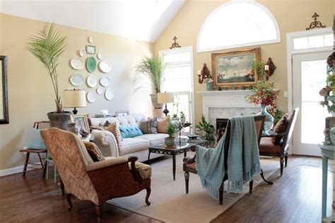 southern living gracious living rooms living room southern hospitality