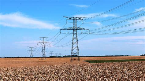 ferret nation les pylônes électriques mis à contribution pour le