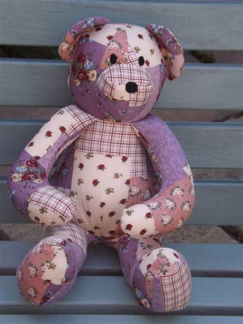 teddy bears images  pinterest fabric animals