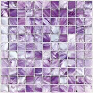 sea shell mosaic of pearl tile kitchen backsplash mop047 purple of pearl