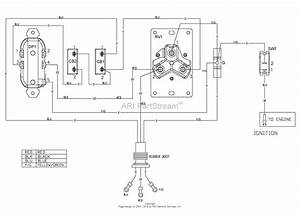 Portable Generator Repair Wiring Diagram