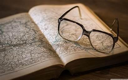 Study Glasses Reading Wallpapertip