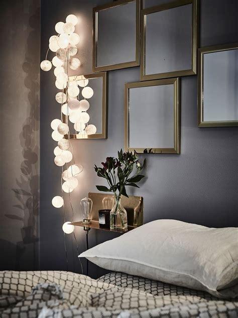 jeu de decoration de chambre 17 meilleures idées à propos de guirlandes lumineuses sur
