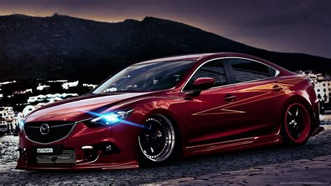 Mazda 6 Wallpapers