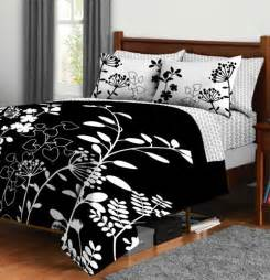why you need black and white comforters trina turk bedding