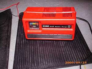 Old Battery Charger