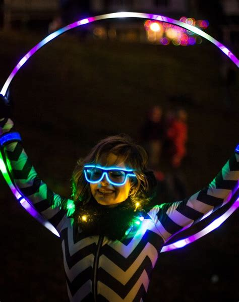 light up hula hoop 17 best images about festival glow on glow