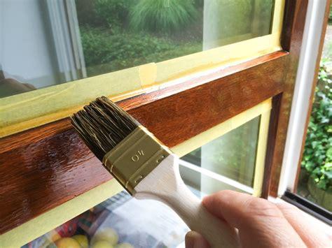 peindre fenetre bois pvc reussir la peinture de vos