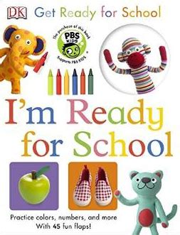 New Books For School Readiness From Pbs Kids And Dk Publishing