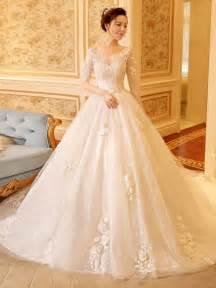 sleeve gown wedding dress vintage wedding dresses 2016 wedding dresses trends for sales tbdress