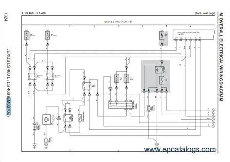 small engine repair manuals free download 2007 lexus ls transmission control lexus ls460 460l repair manual download