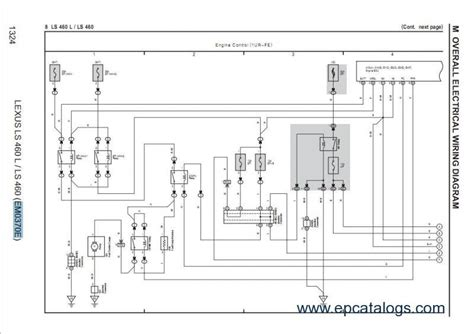 motor auto repair manual 2011 lexus hs spare parts catalogs lexus ls460 460l repair manual download