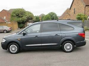 Ssangyong Rodius 7 Seater With A Huge Boot  Mercedes