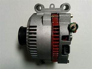 Ford 3g Alternator Al7637x  8446  8519 Re