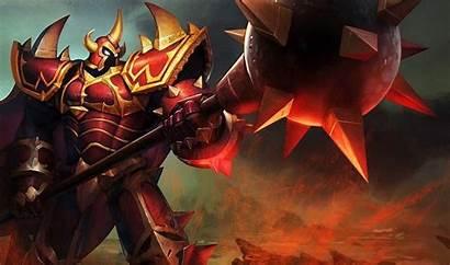 Mordekaiser Wallpapers Legends League Wallpapercave Knight