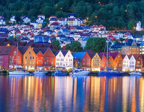 City Guides Bergen Norway