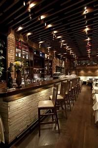 volare ristorante by plasma diseño via behance bar