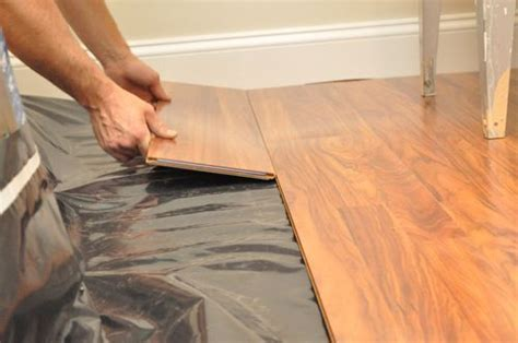 step by step hardwood floor installation how to install a floating laminate floor step by step detailed tutorial diy home