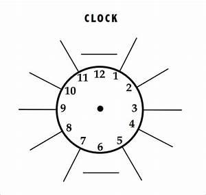 Free 9  Clock Samples In Pdf