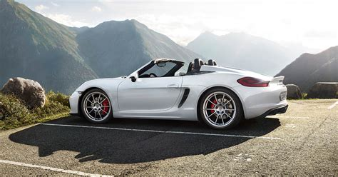 Unfiltered. The new Boxster Spyder.