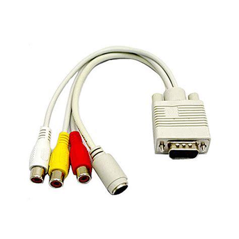 Harga Kabel Hdmi To 3 Rca kopen wholesale vga out kabel uit china vga out