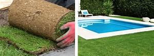 Prix Du Gazon : livraison du gazon en rouleau et des plaques de pelouse ~ Premium-room.com Idées de Décoration