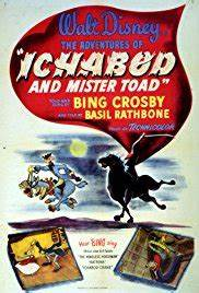 The Adventures of Ichabod and Mr. Toad (1949) - IMDb