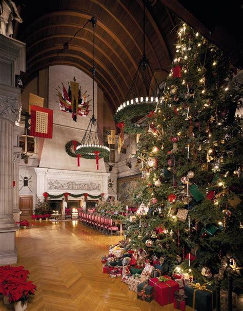 holidays   biltmore estate  asheville nc