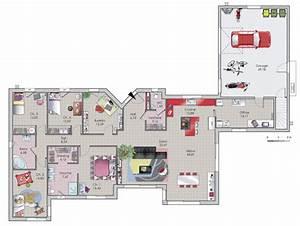 grande maison spacieuse detail du plan de grande maison With dessin plan de maison 4 maison spacieuse detail du plan de maison spacieuse