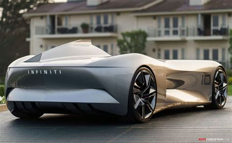 Infiniti Steals the Show with 'Prototype 10' Concept Car ...