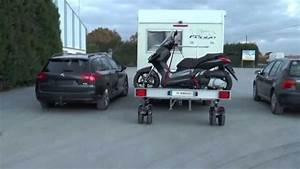 Roue Pivotante : yo remorque la cct4 roue pivotante et biellette amovible youtube ~ Gottalentnigeria.com Avis de Voitures
