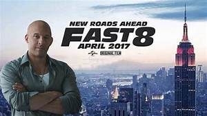 Vin Diesel Fast And Furious 8 : ready for another fast furious vin diesel reveals fast 8 poster the quint ~ Medecine-chirurgie-esthetiques.com Avis de Voitures
