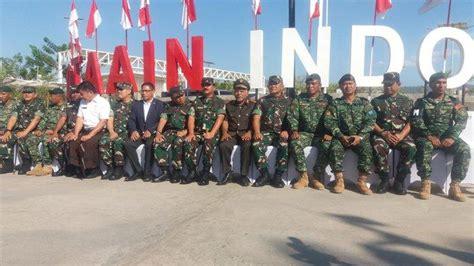 Indonesia Timor Leste Jajaki Kerja Sama Untuk Angkatan