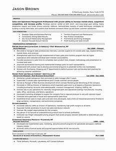 sales and marketing manager resume vadditional information With good sales resume