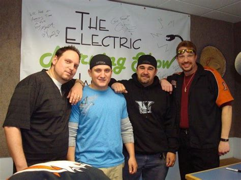 Vinny Dimartino And Cody Connelly From Vforce Customs Hung